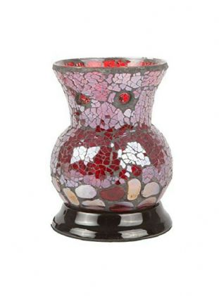 Woodwick Ruby Pebbles Flared Electric Melt Burner / Warmer
